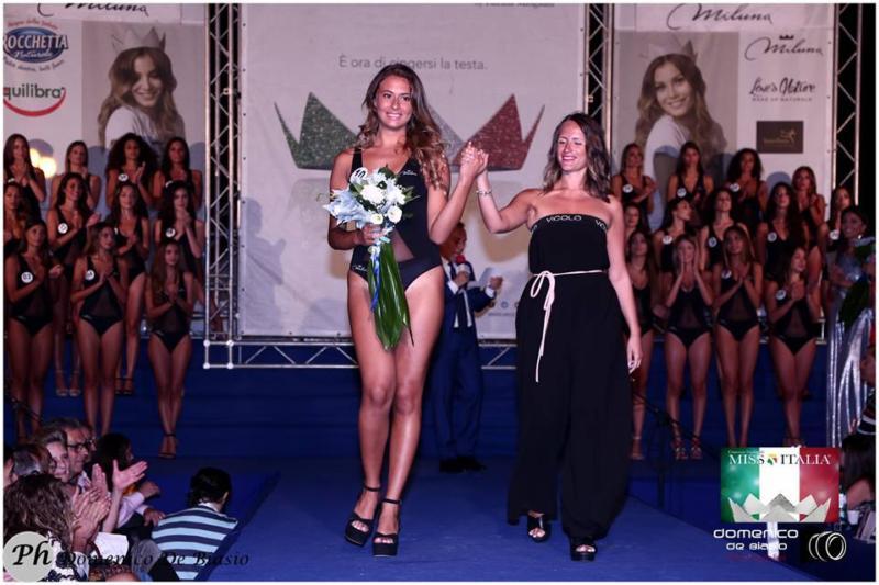 Chiara Stile vince selezione Miss Italia
